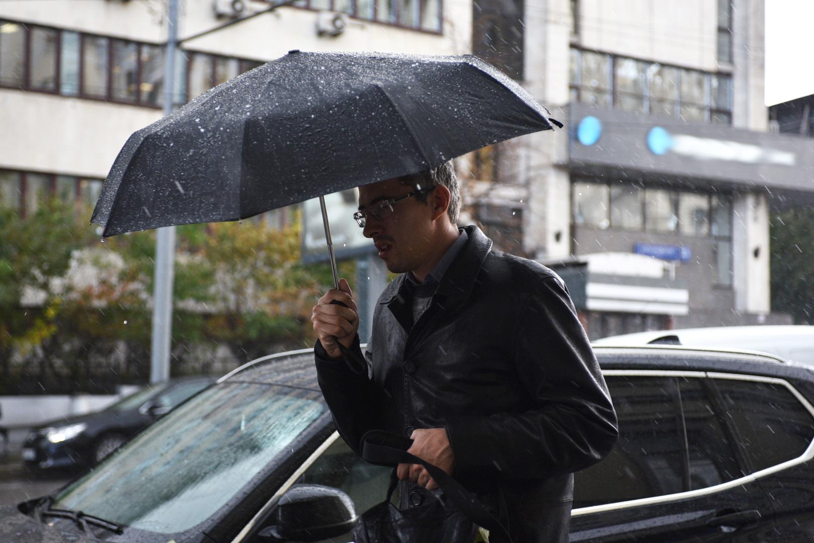 Московские синоптики объявили «желтый» уровень опасности на выходных