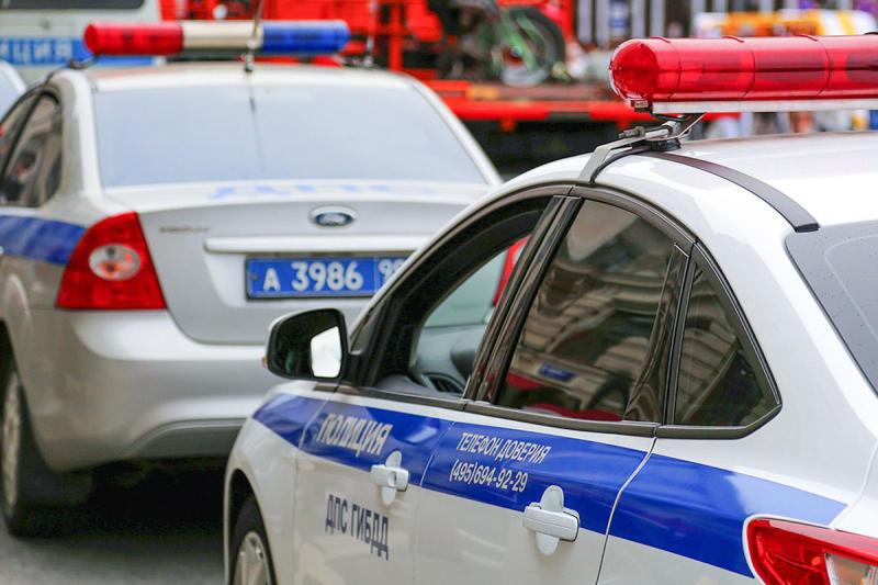 Сотрудники Госавтоинспекции Южного округа заботятся о безопасности юных пешеходов