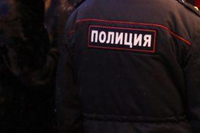 На юге столицы полицейские задержали подозреваемого в противоправных деяниях. Фото: архив