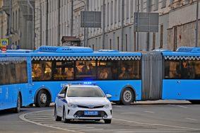 Полицейские района Бирюлево Западное задержали подозреваемого в совершении грабежа. Фото: сайт мэра Москвы