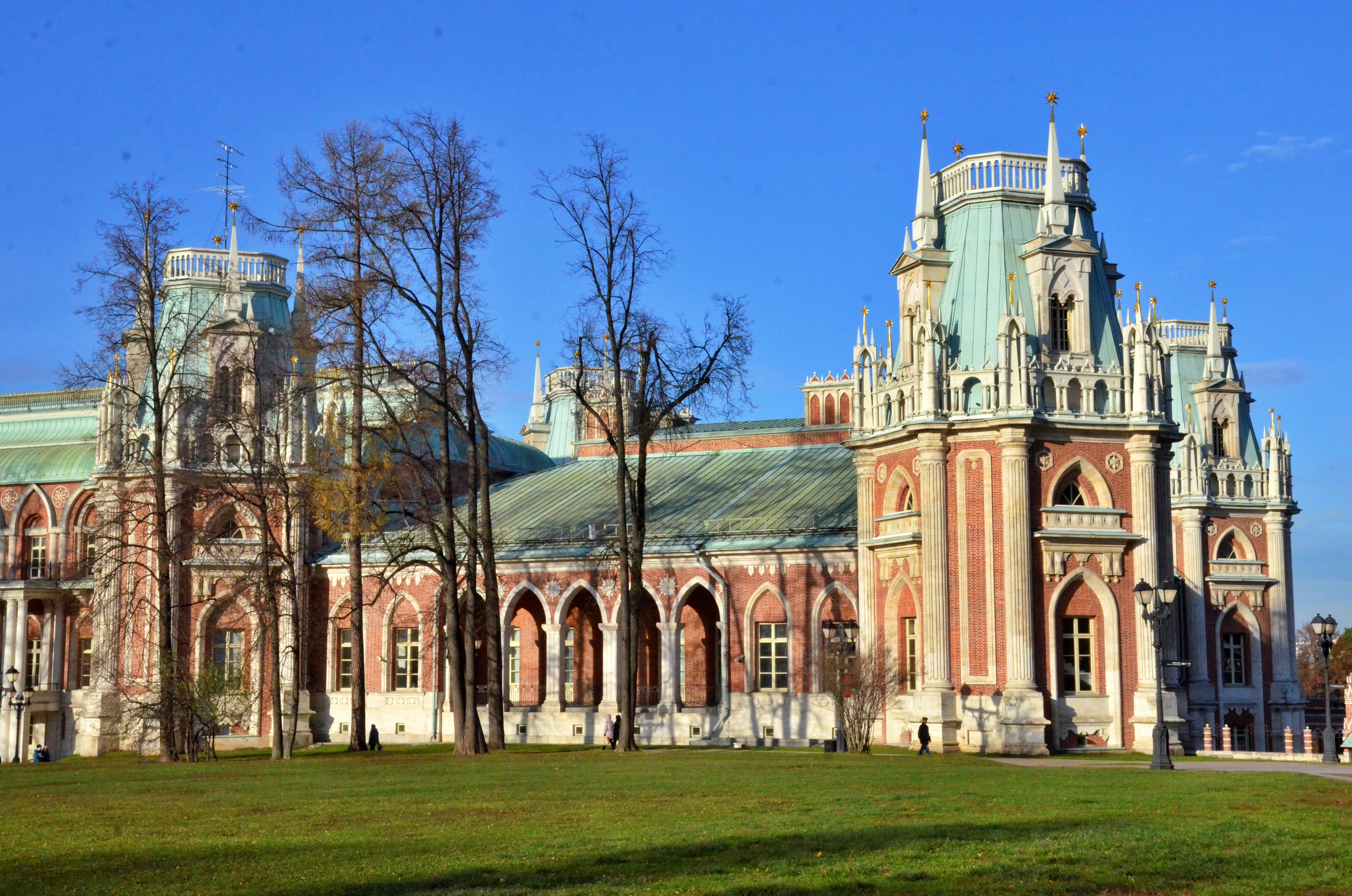 Виртуальную прогулку по «Царицыну» опубликовали на городском портале