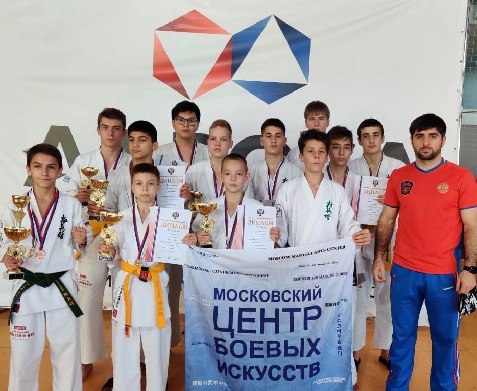 Спортсмены МЦБИ привезли 23 медали из Сочи