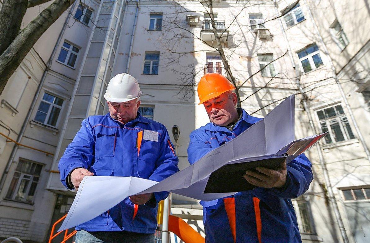 Два дома капитально отремонтируют в Чертанове Центральном