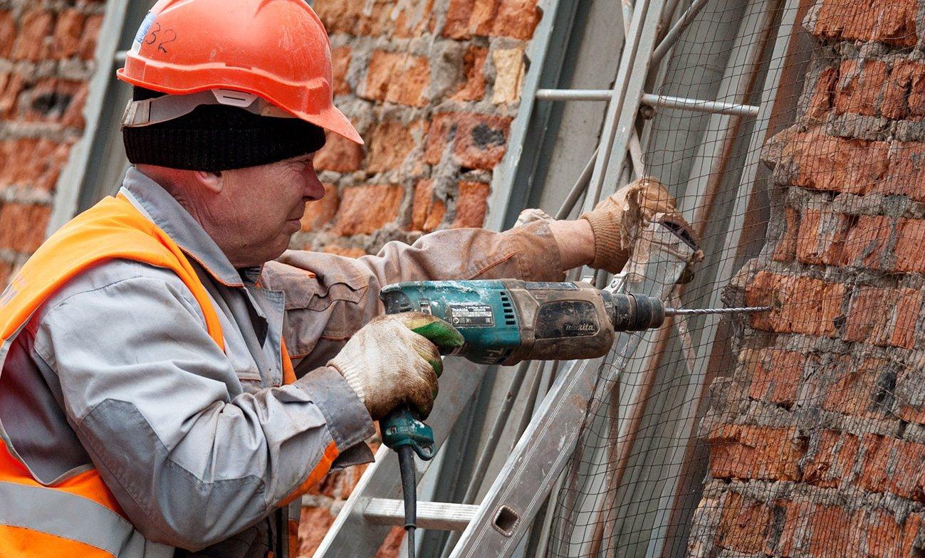 Несколько домов в Бирюлеве Восточном отремонтировали