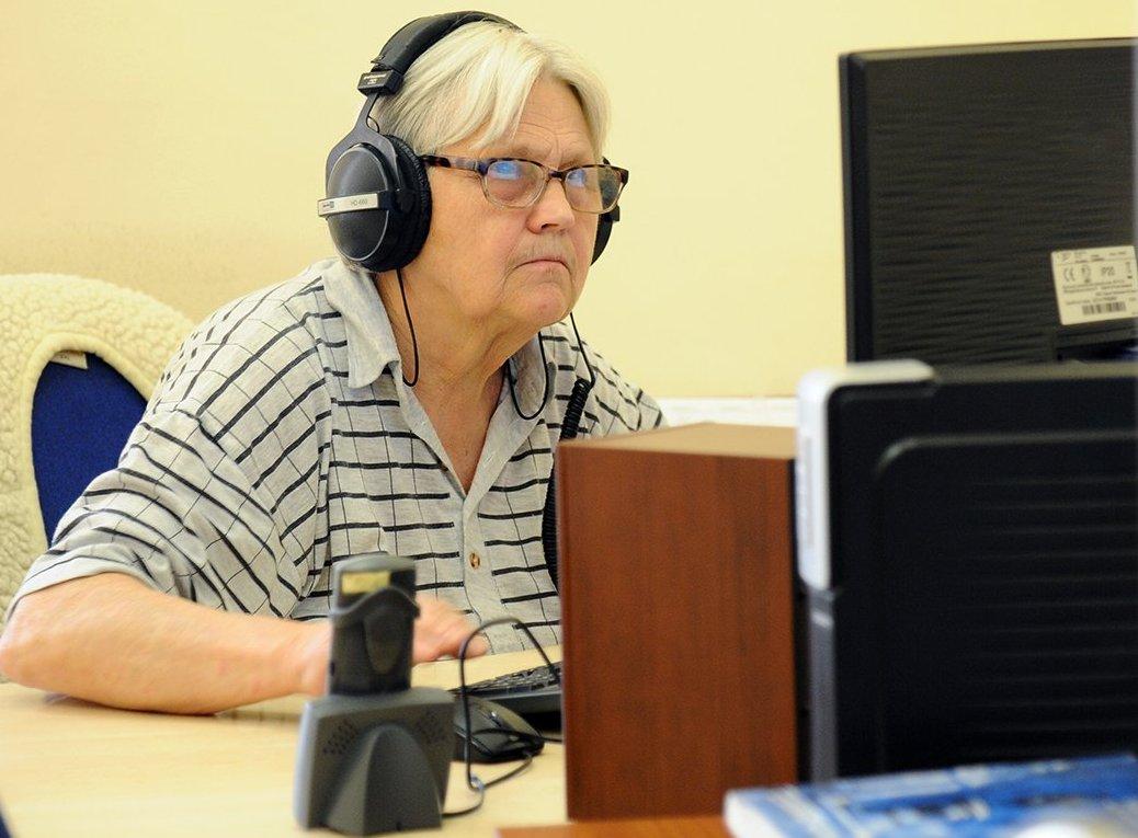 Жители юга продолжат заниматься по программе «Московское долголетие» дистанционно