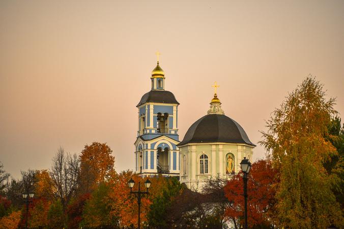 Хороший повод погулять: последний день недели в Москве будет теплым и сухим