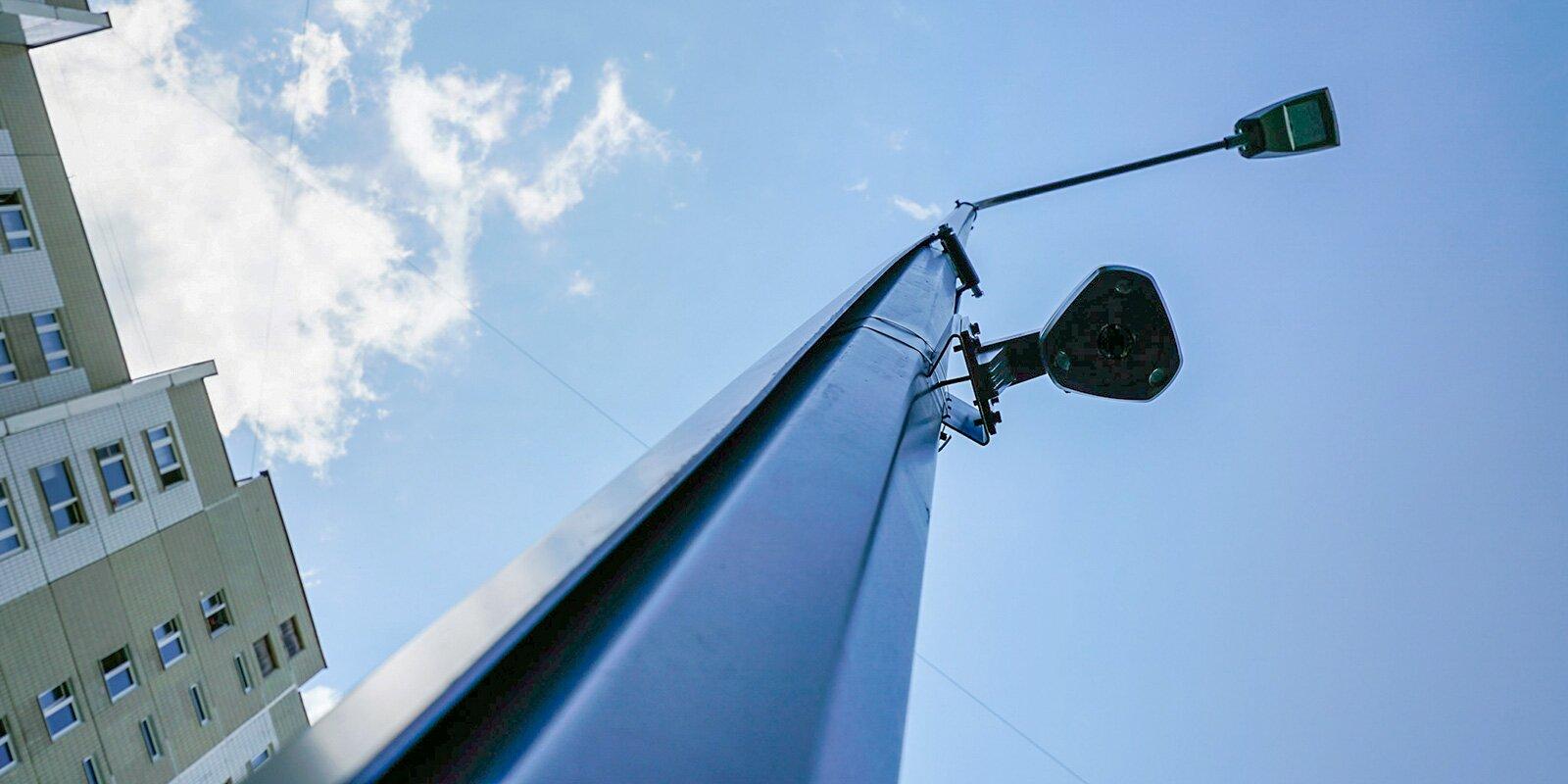 Программа по установке умных фонарей реализуется с 2018 года. Фото: сайт мэра Москвы