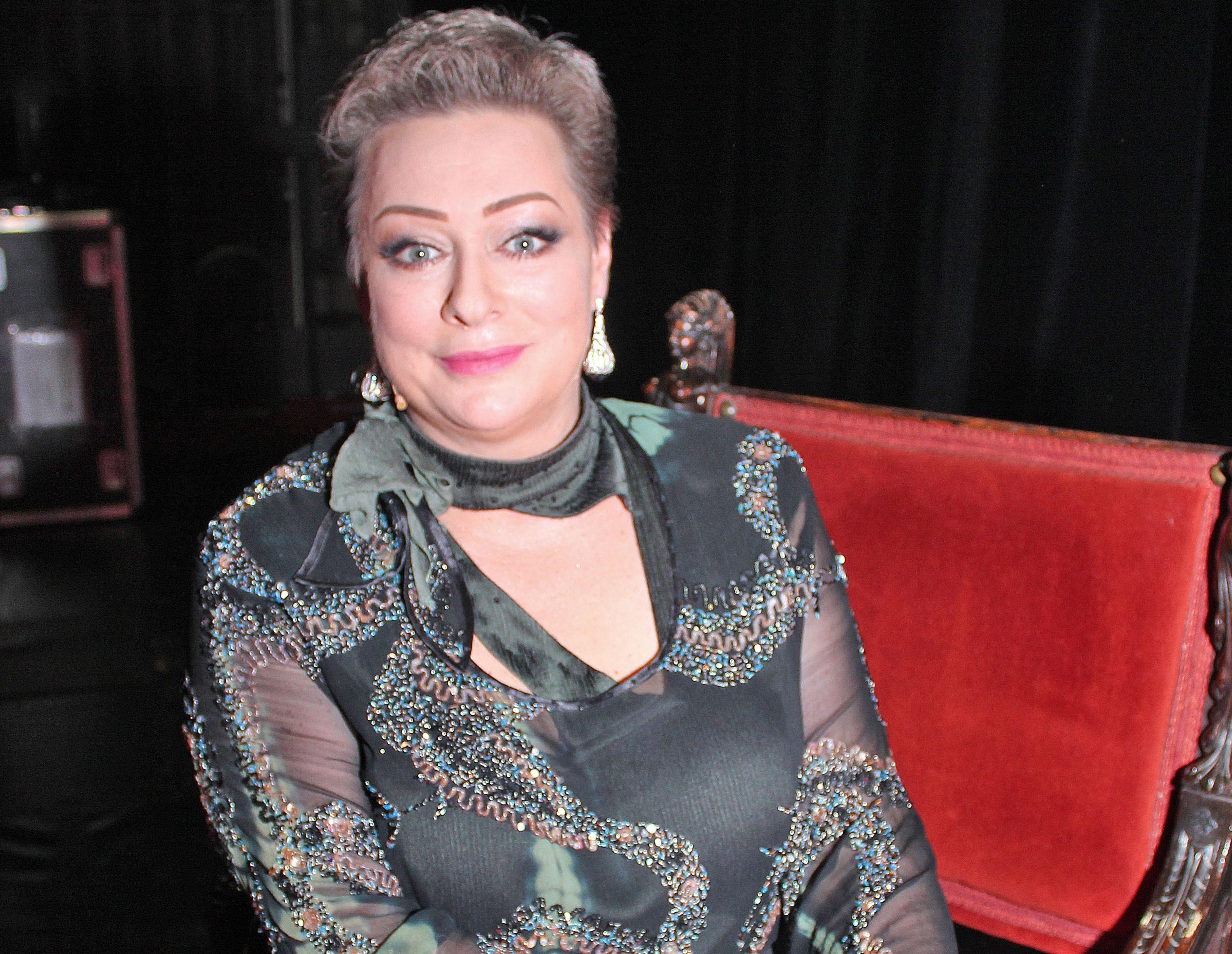Мария Аронова: В кино я гостья, театр — мой дом