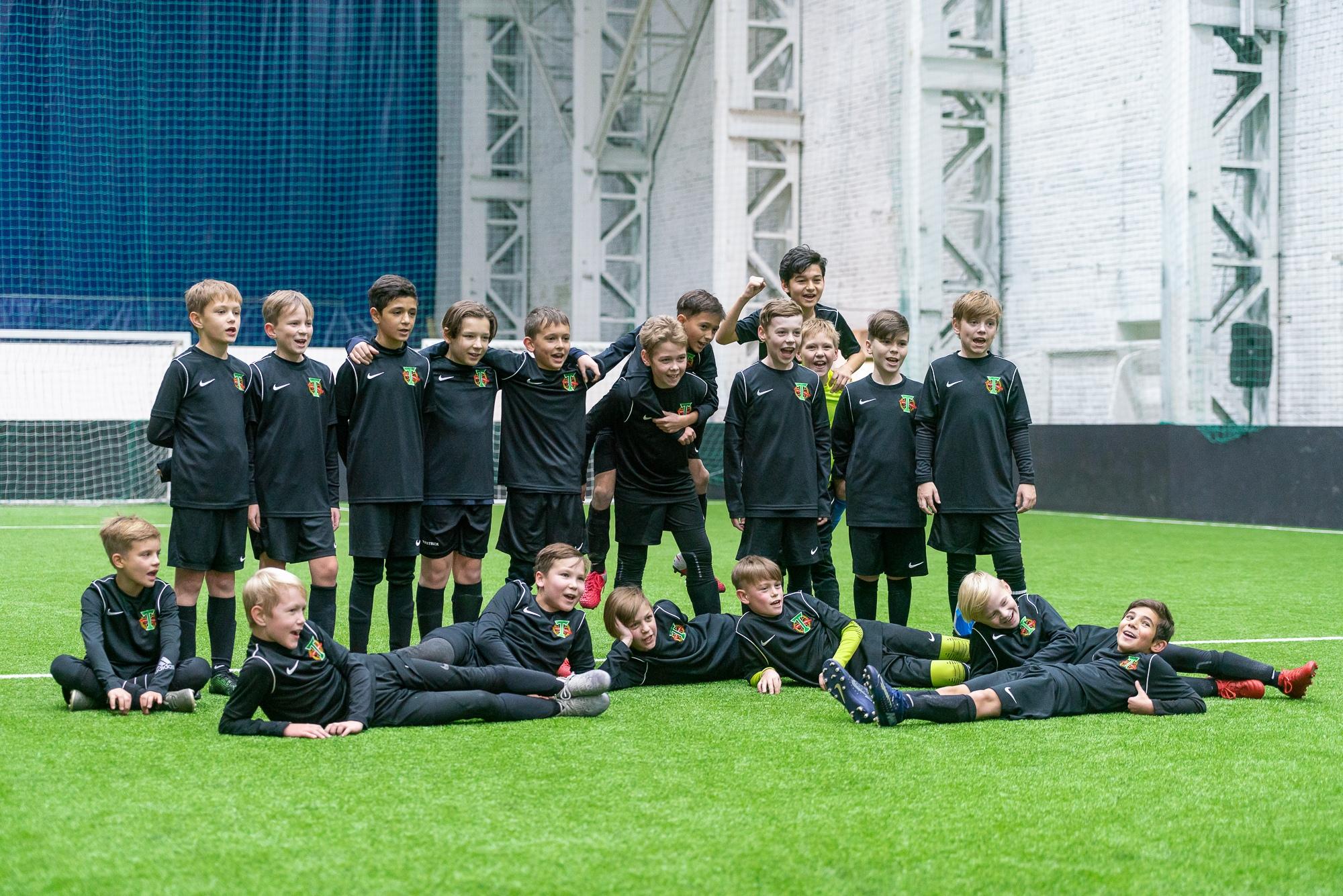 Спортивная школа «Торпедо Москва» откроет новый филиал