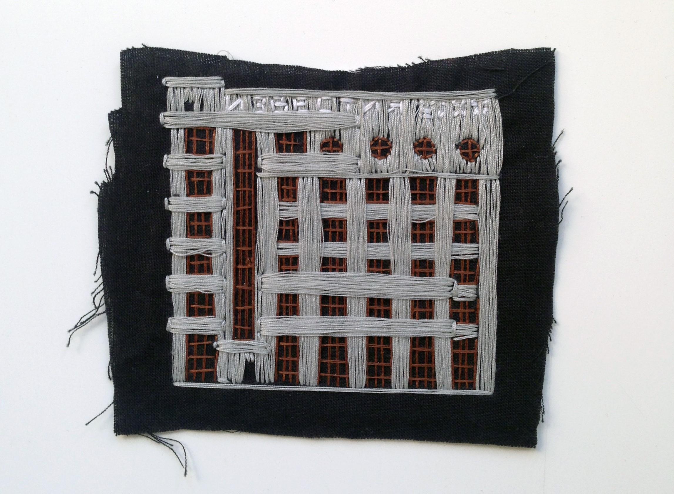 Вышивая авангард: новую выставку представят «На Шаболовке»