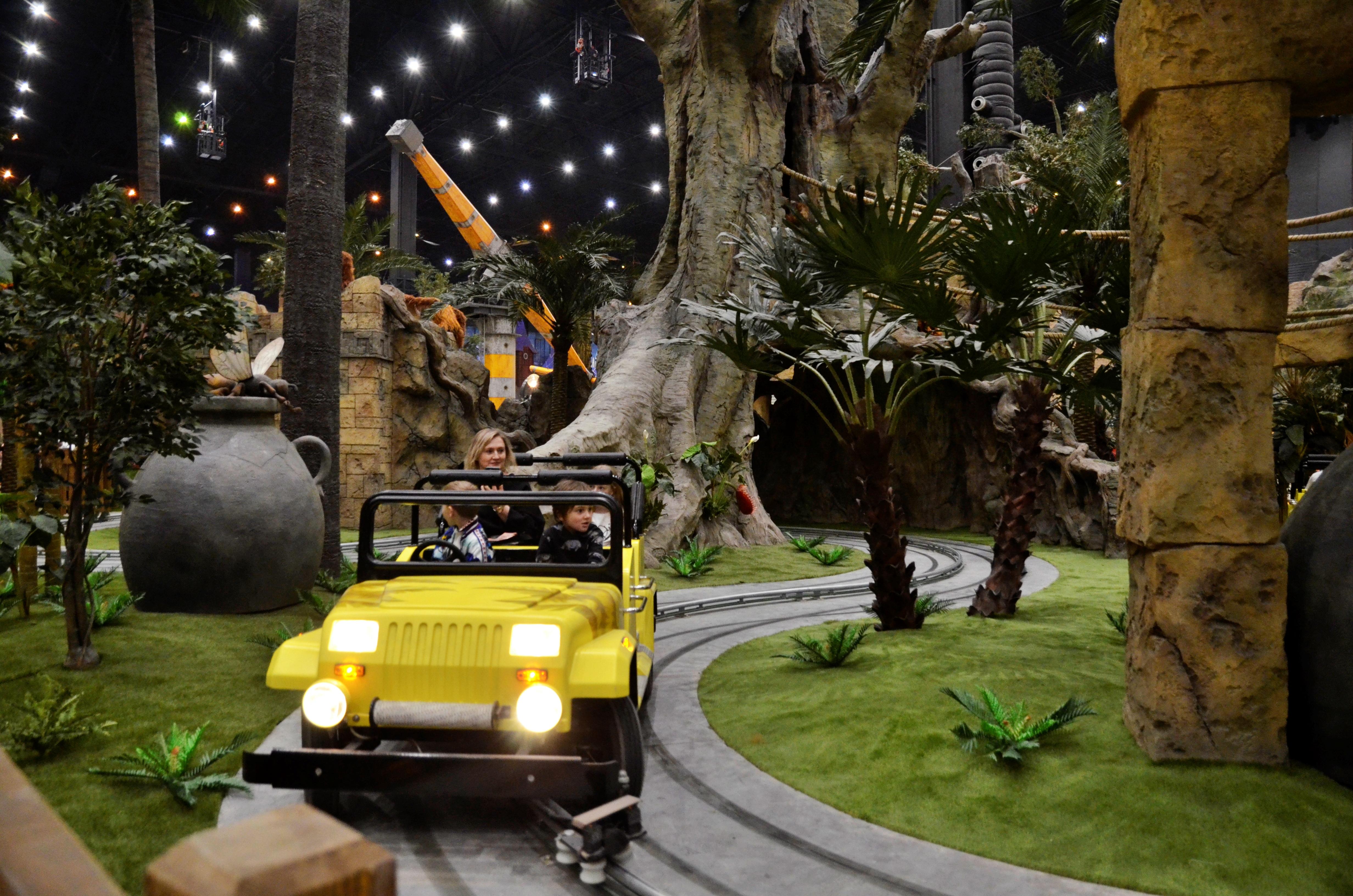 Парк развлечений «Остров Мечты» выдвинули на тематическую премию