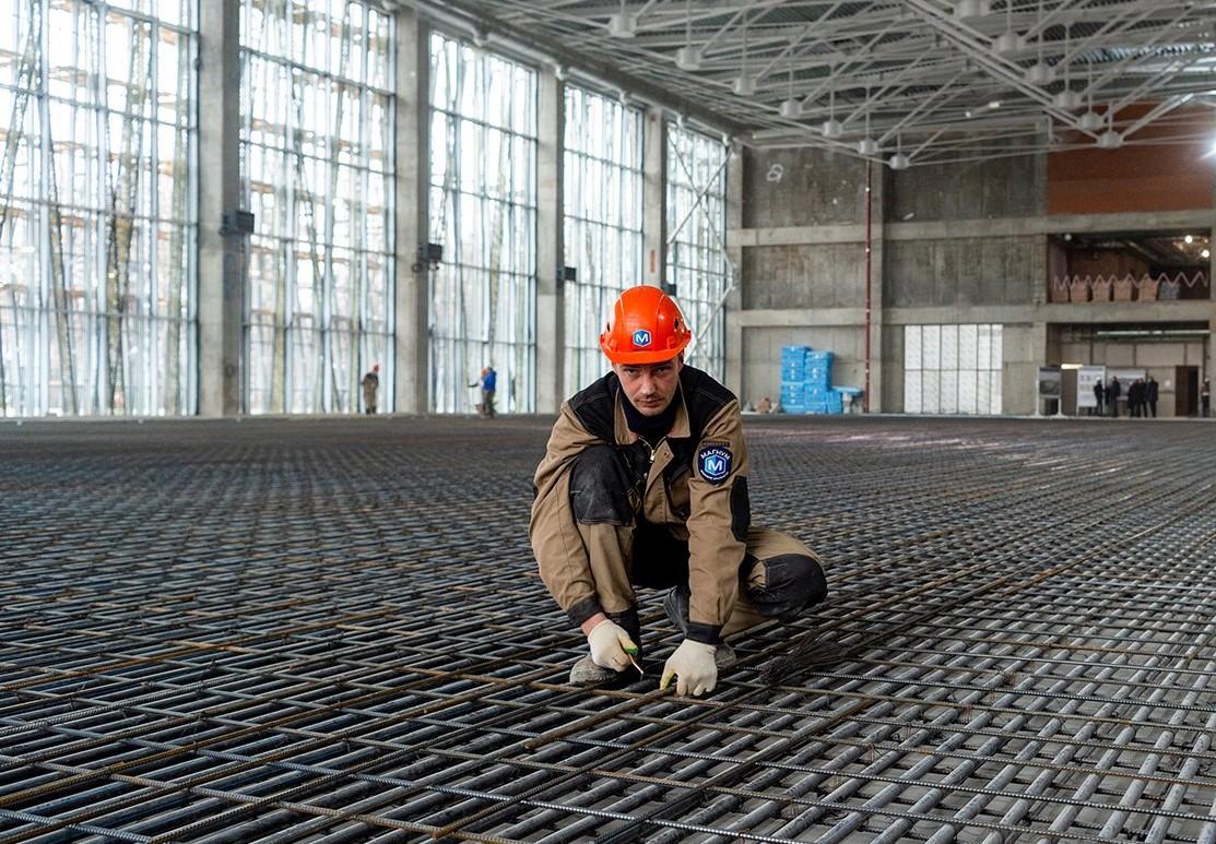 Спортивный комплекс появится в Москворечье-Сабурово до 2024 года