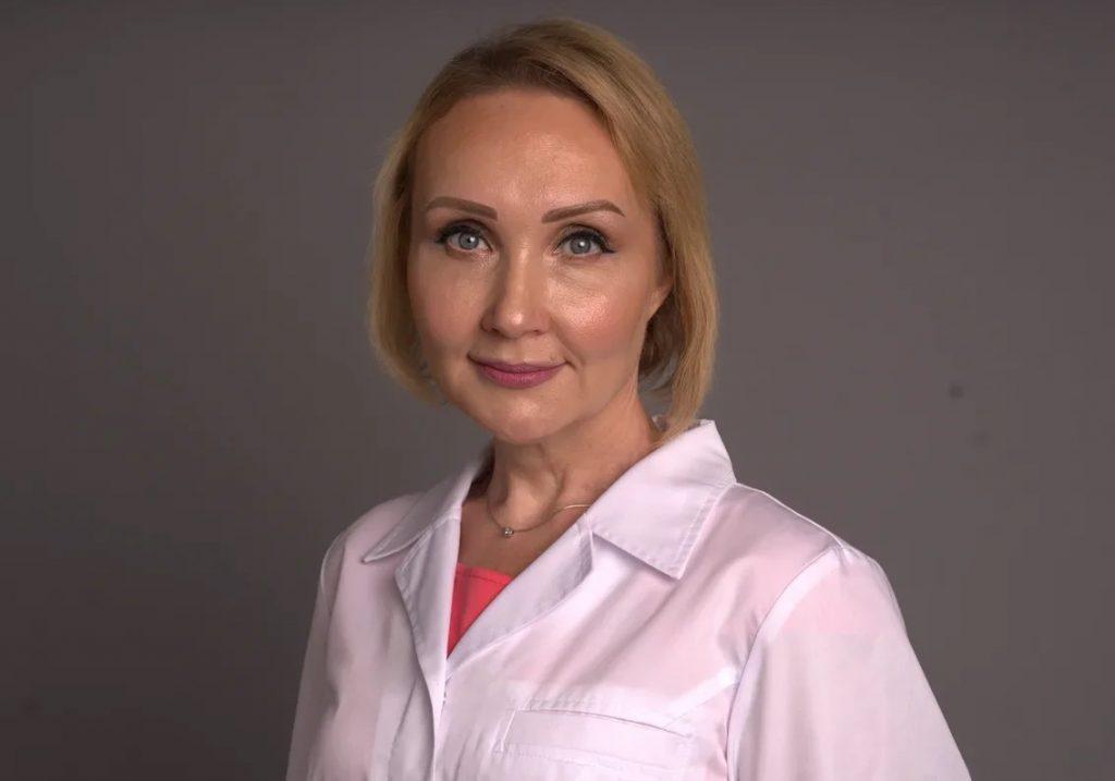 Депутат Мосгордумы Елена Самышина