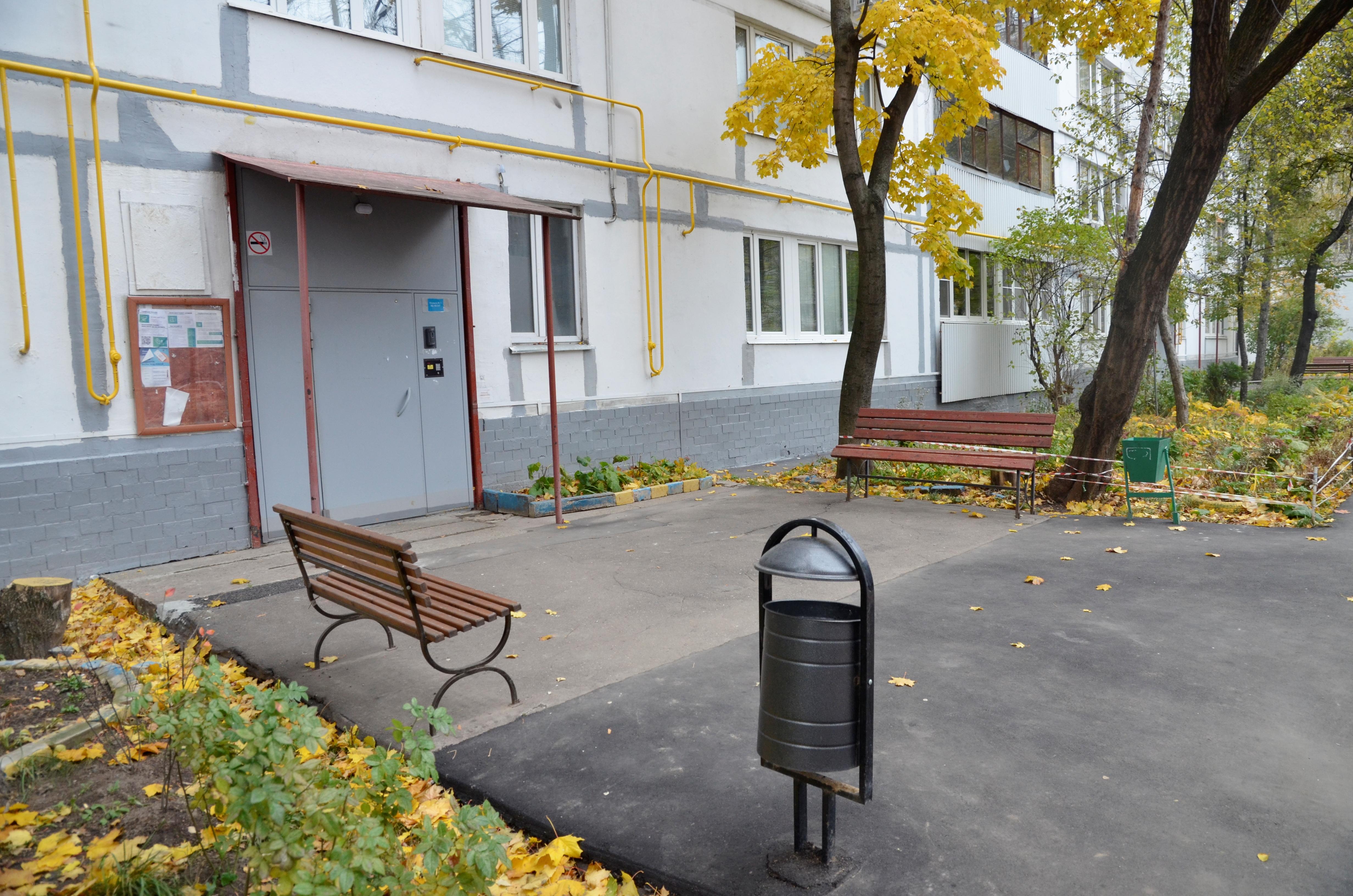 Чердаки и подвалы опечатали в Орехове-Борисове Южном
