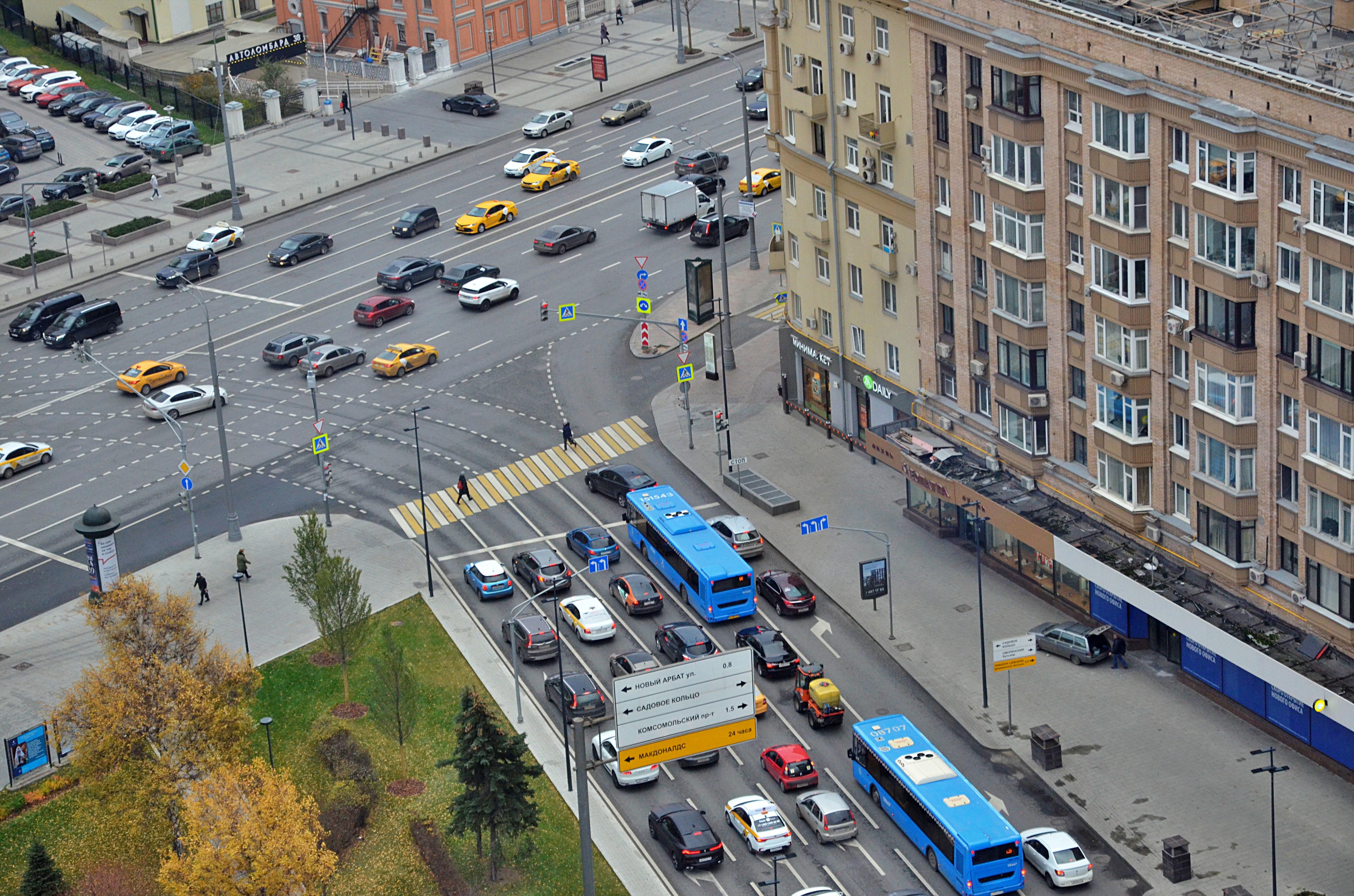 Максим Ликсутов анонсировал санкции за опасное вождение в Москве