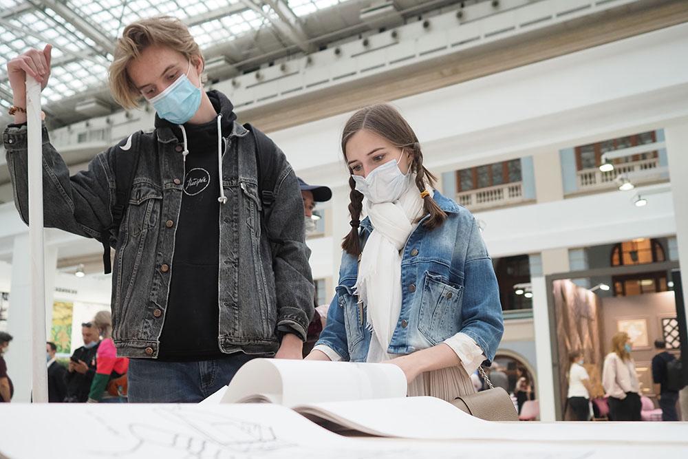 Федеральные музеи в Москве закроют выставки на два месяца