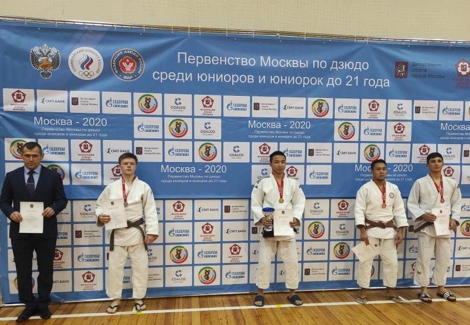 Бронзовые награды в первенстве Москвы получили дзюдоисты СШОР №47