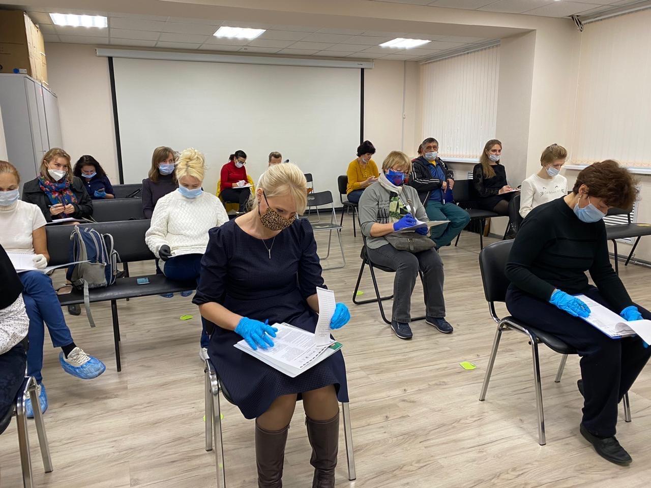 Свой уровень этнокультурной грамотности проверили парламентарии Орехова-Борисова Южного