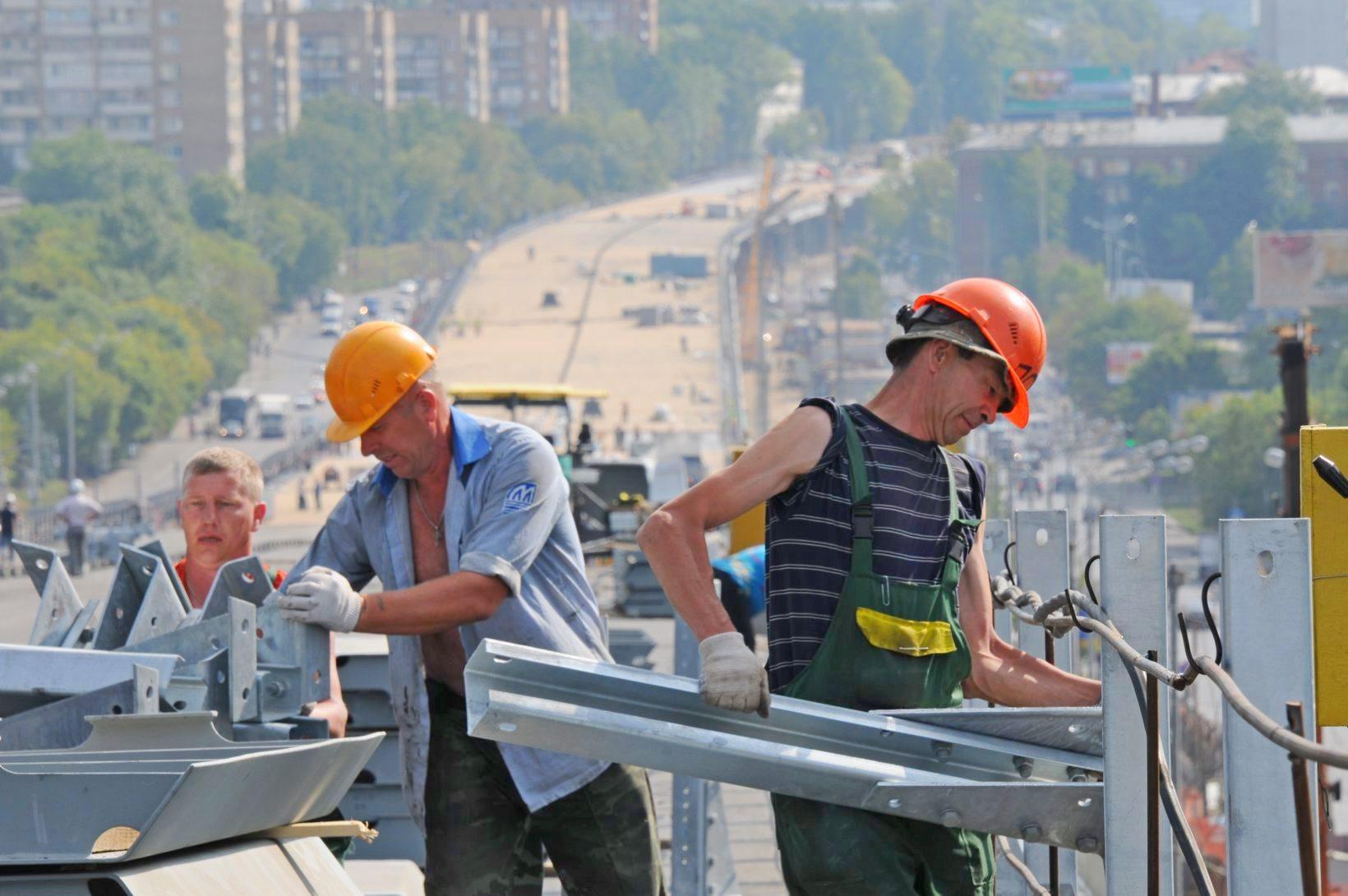 Москва получит 270 километров дорог за три года
