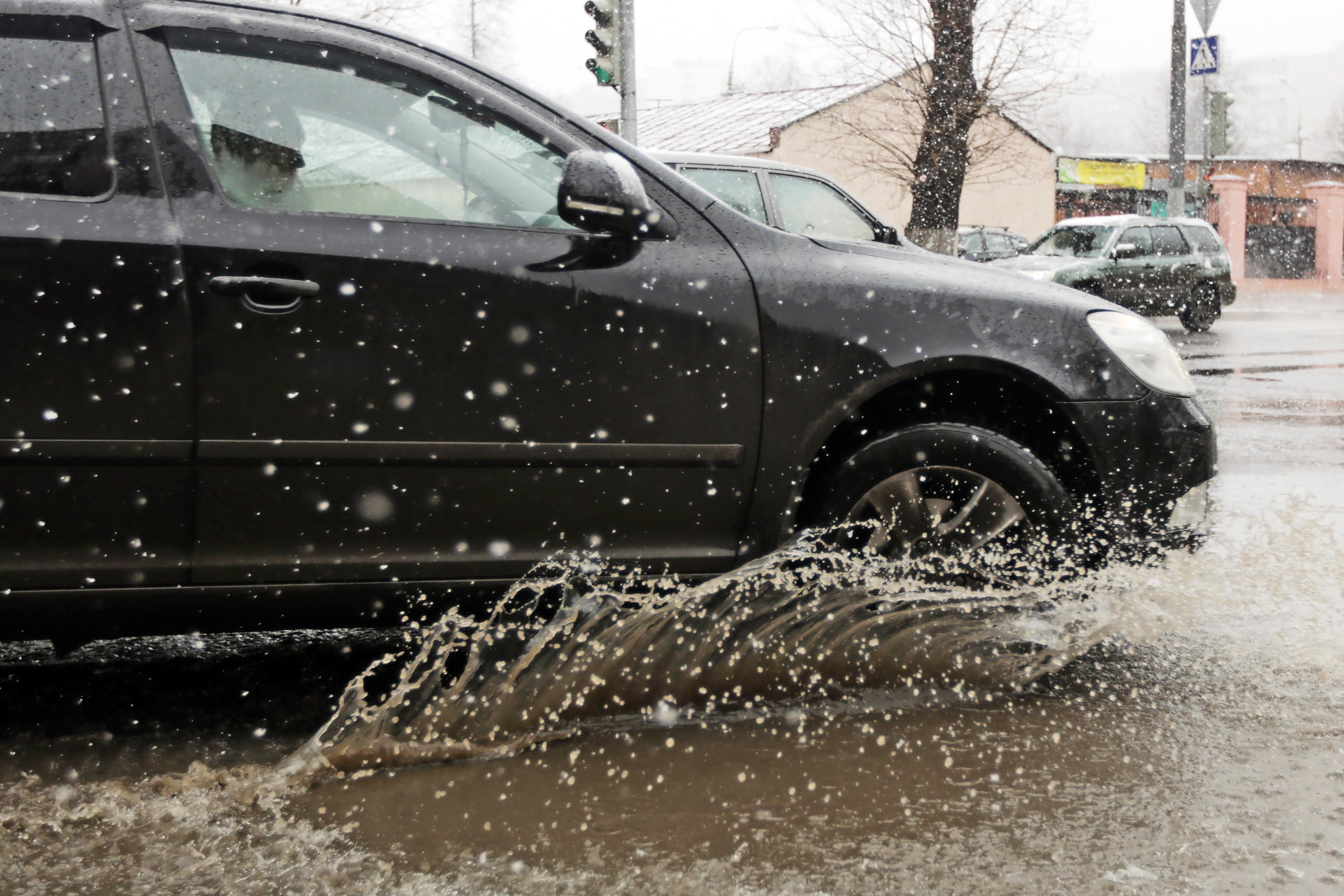 Погода в Москве ухудшится из-за циклона «Таня»