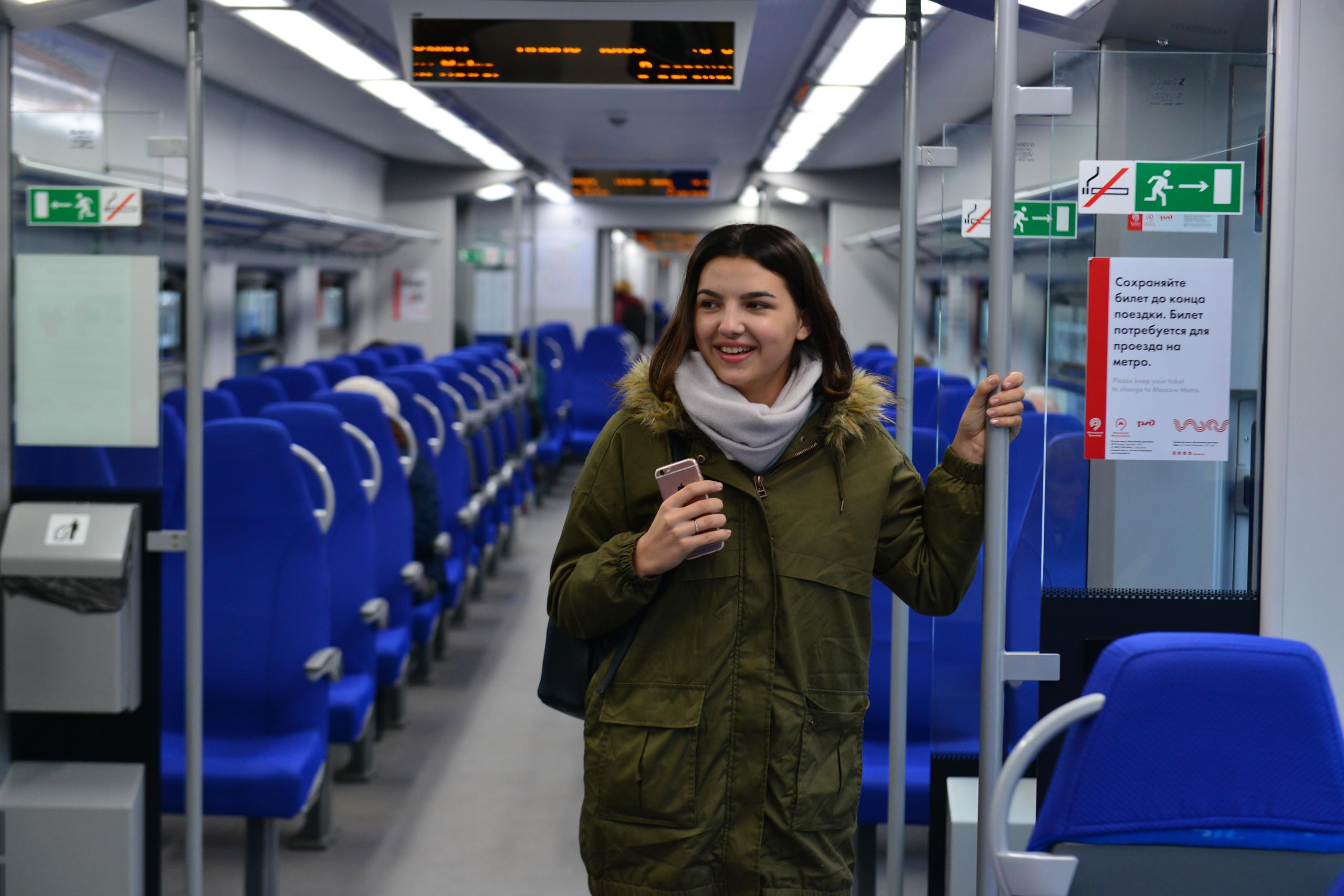 В поездах МЦК коронавирус не обнаружили