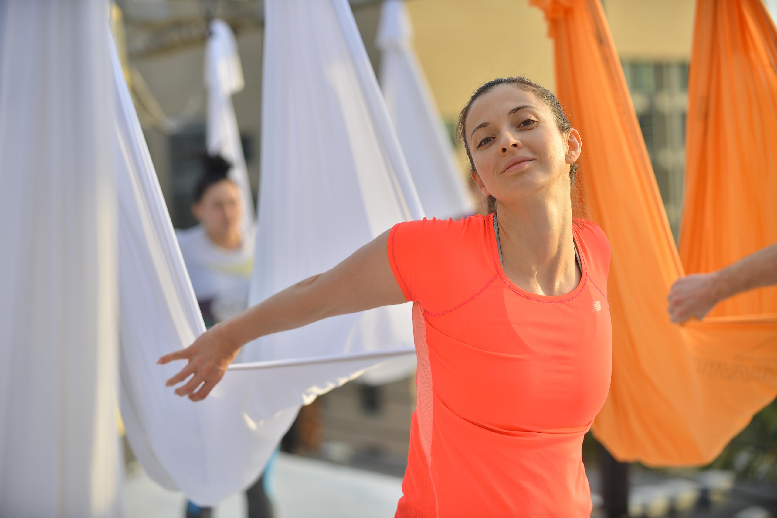 Шесть тысяч москвичей поучаствовали в онлайн-тренировках «Спортивных выходных»