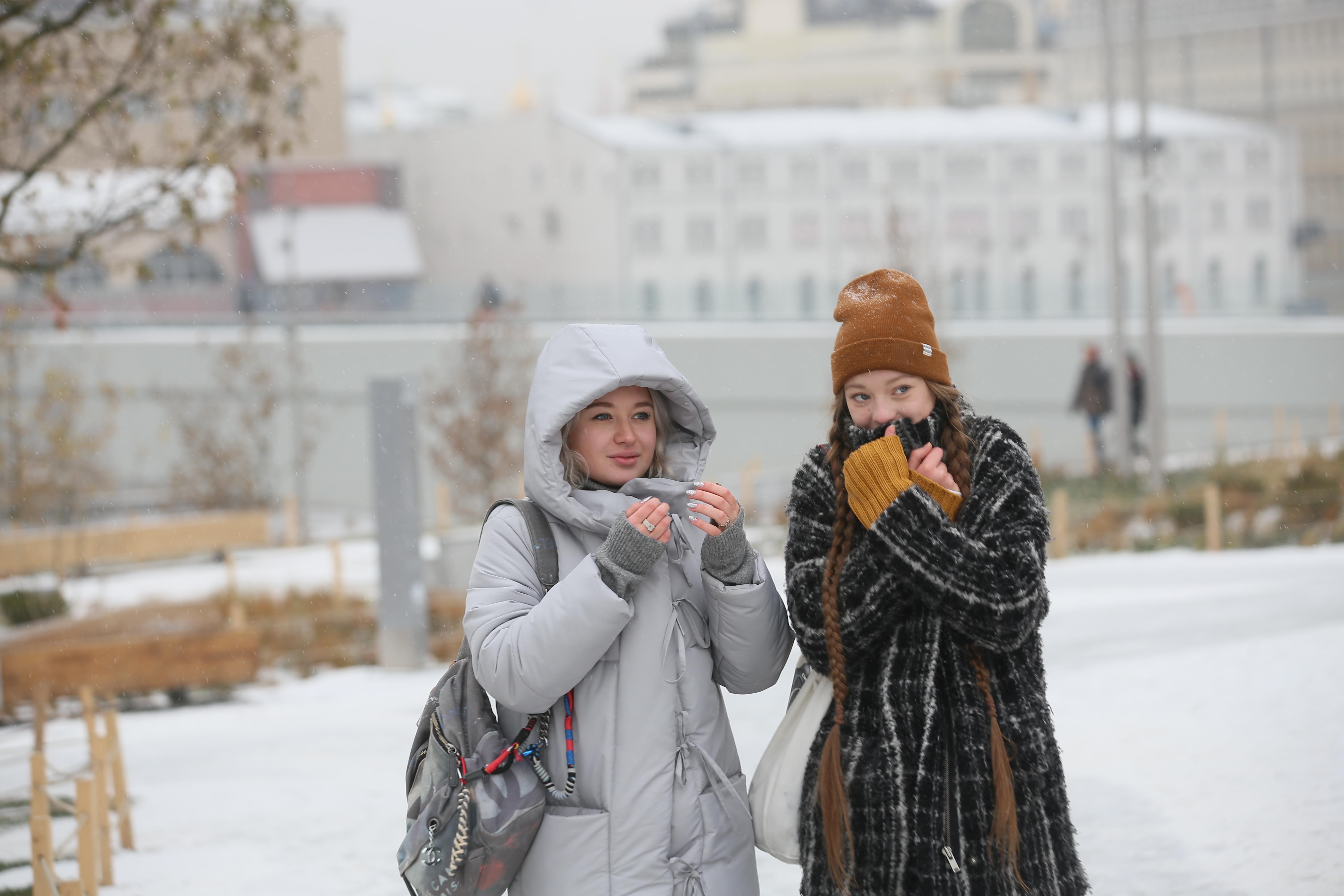 Антициклон «Сибиряк» накроет Москву на следующей неделе