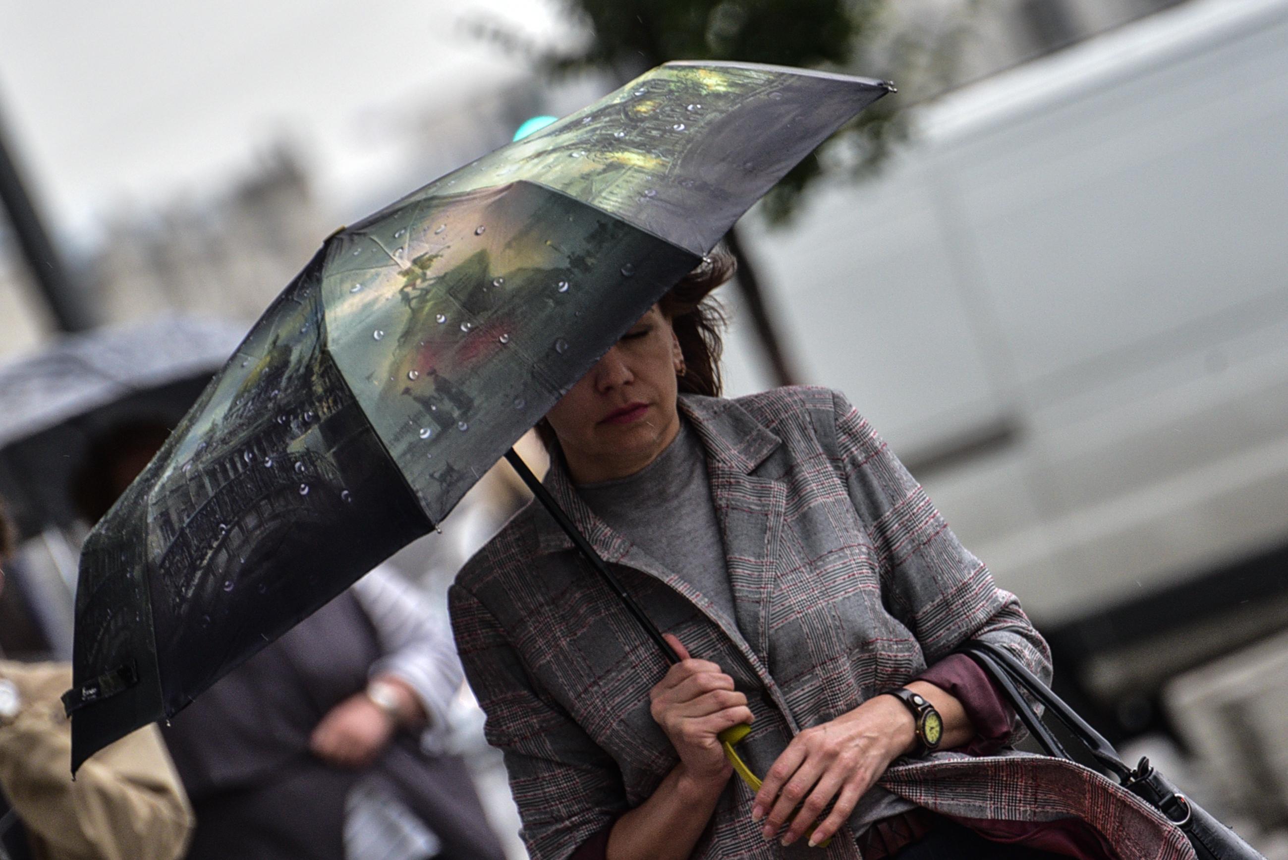 Порывистый ветер и гололедица ожидаются в Москве
