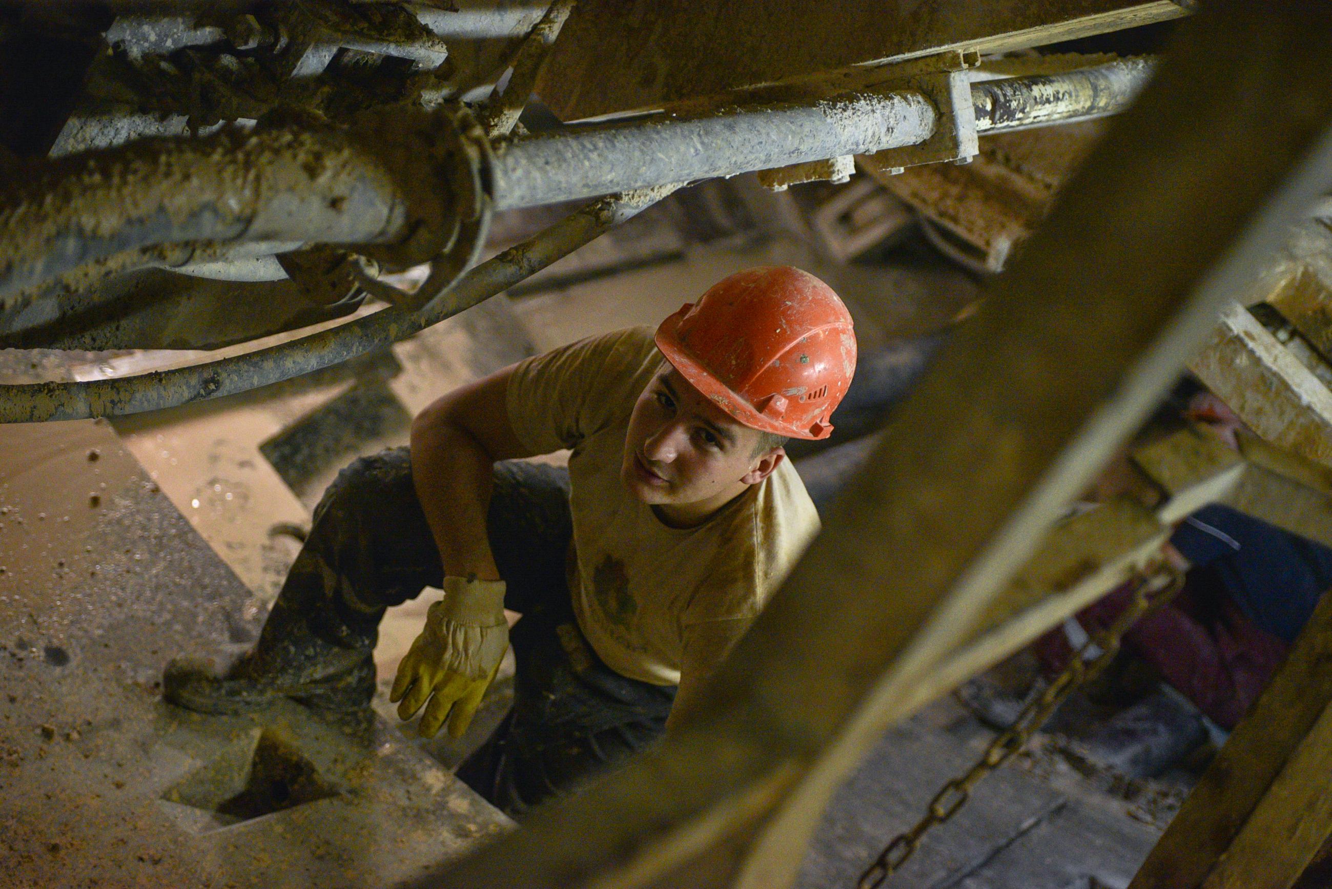 Тоннель под МКАД откроется на юге Москвы
