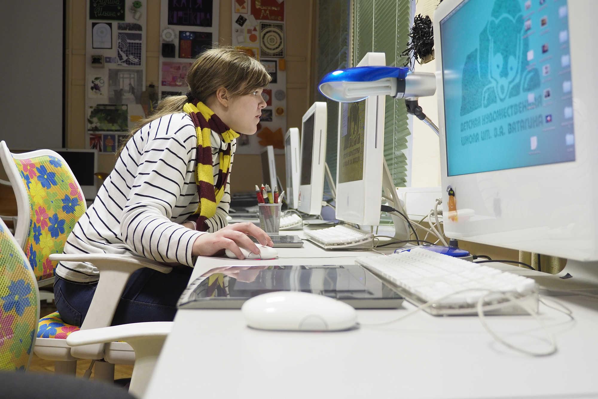 Кот «МЭШик» стал виртуальным помощником «Московской электронной школы»