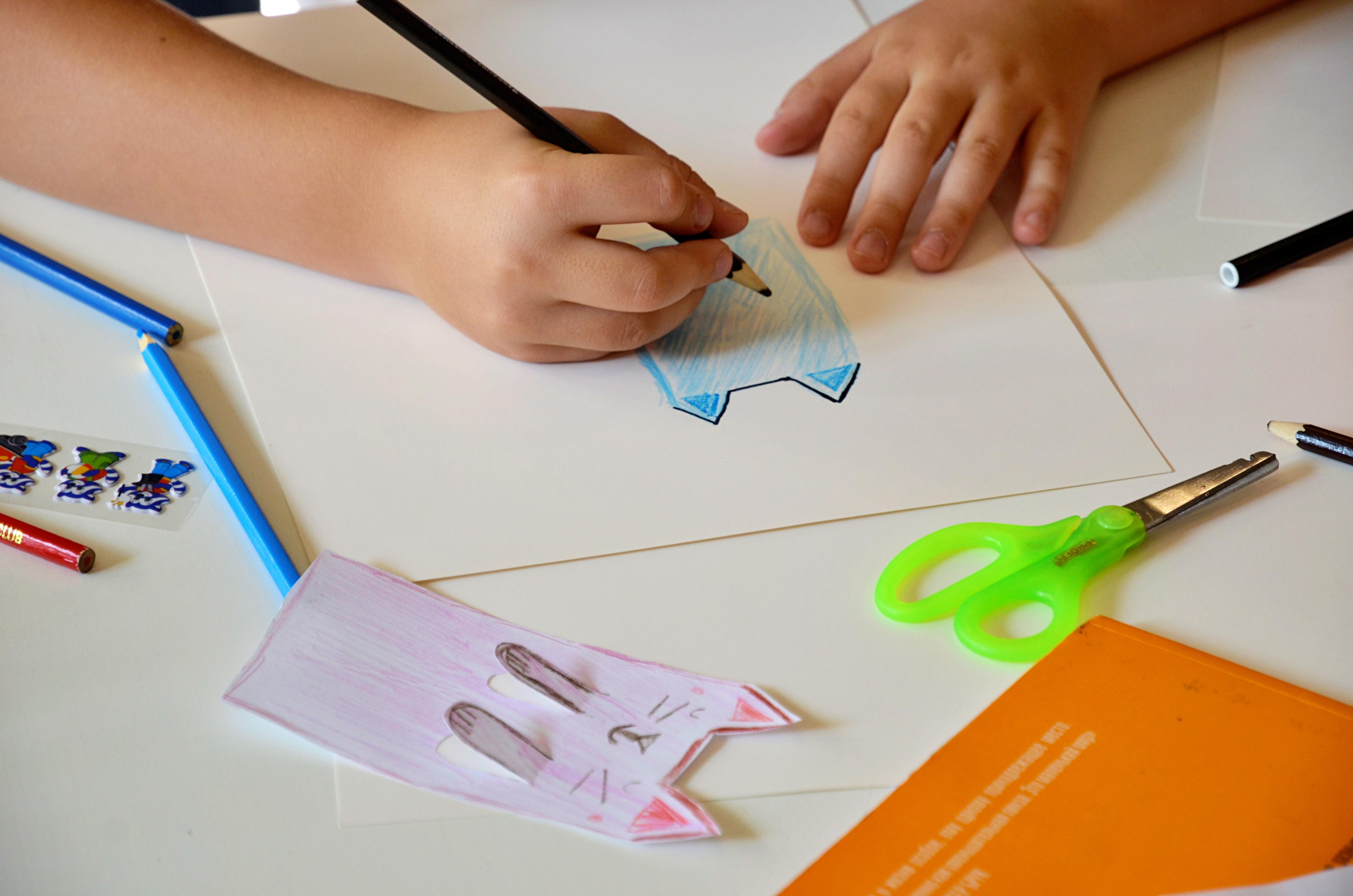 Жители Бирюлева Западного выберут лучший детский рисунок