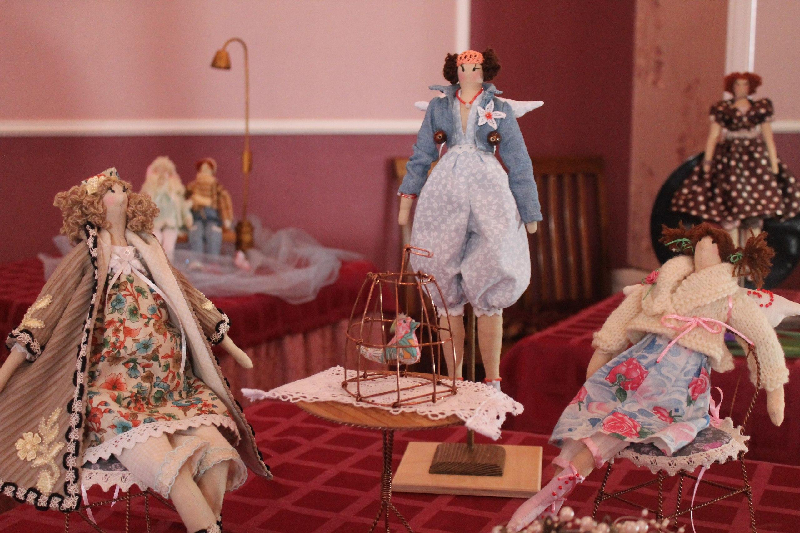 Куклы снова оживут