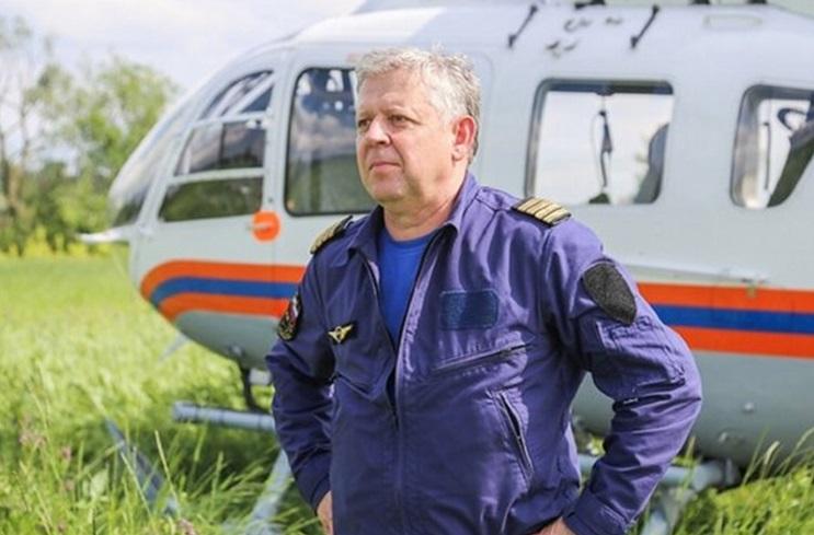 В Москве определен лучший пилот вертолета