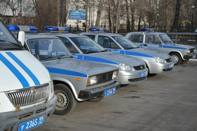 На юге столицы полицейские изъяли из незаконного оборота оружие