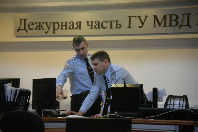 Полицейские района Нагатинский Затон задержали подозреваемого в вандализме