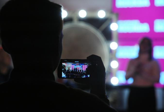 Юмор под куполом: москвичей пригласили в «Остров мечты»