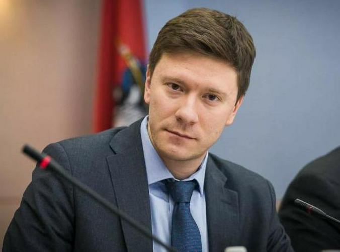 На фото депутат Московской городской Думы Александр Козлов