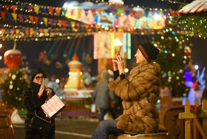 Предновогодний фильм «Желаю» создадут при участии жителей юга. Фото: Александр Кожохин, «Вечерняя Москва»