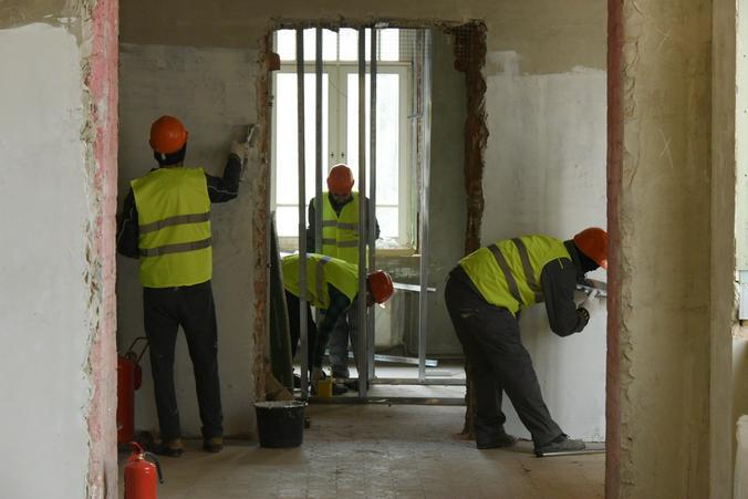 Капитальный ремонт поликлиники запланировали в Бирюлеве Восточном