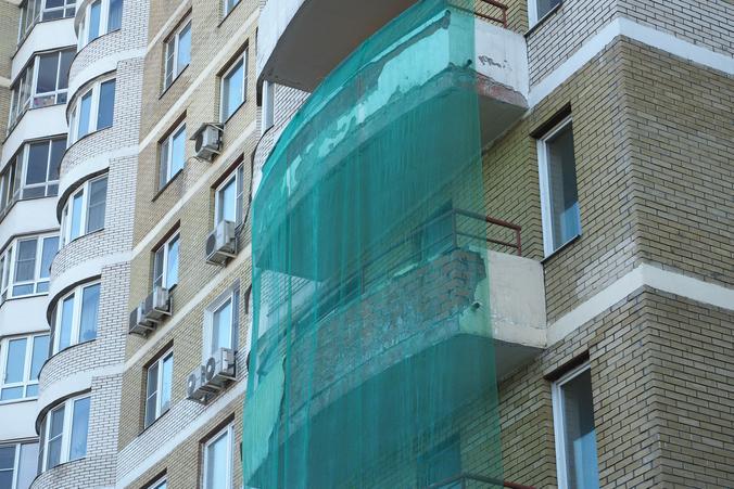 Более 250 тысяч балконов отремонтировали в ходе региональной программы капитального ремонта в Москве.