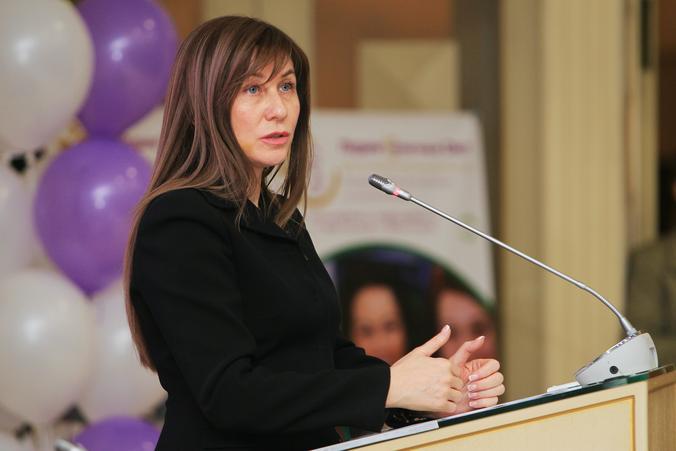 Депутат МГД Картавцева назвала массовую вакцинацию главным оружием в борьбе с пандемией