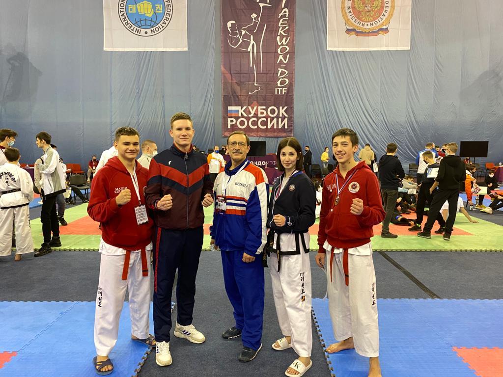 Спортсмены центра боевых искусств привезли девять медалей из Екатеринбурга