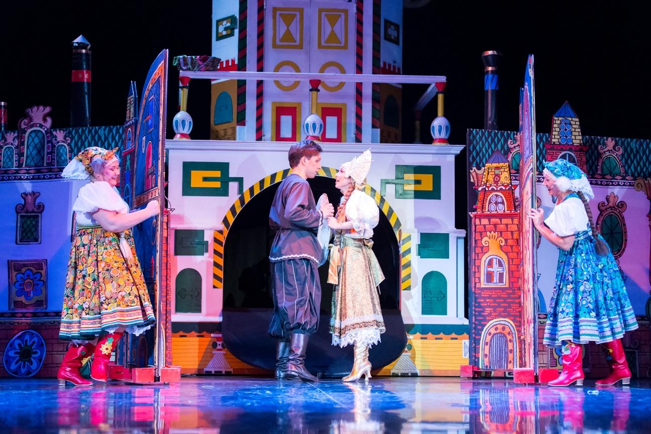 Знаменательную дату отметят в Театриуме Терезы Дуровой