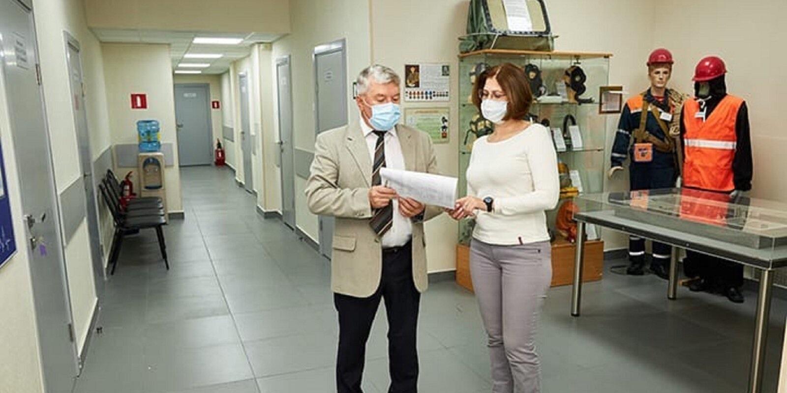 В Учебно-методическом центре ГО и ЧС за ноябрь прошли обучение около трех тысяч специалистов