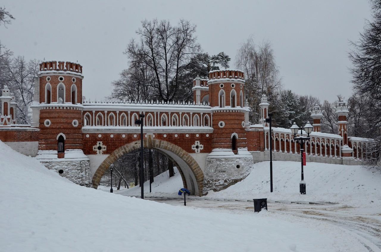 Москвичам пообещали снежные выходные