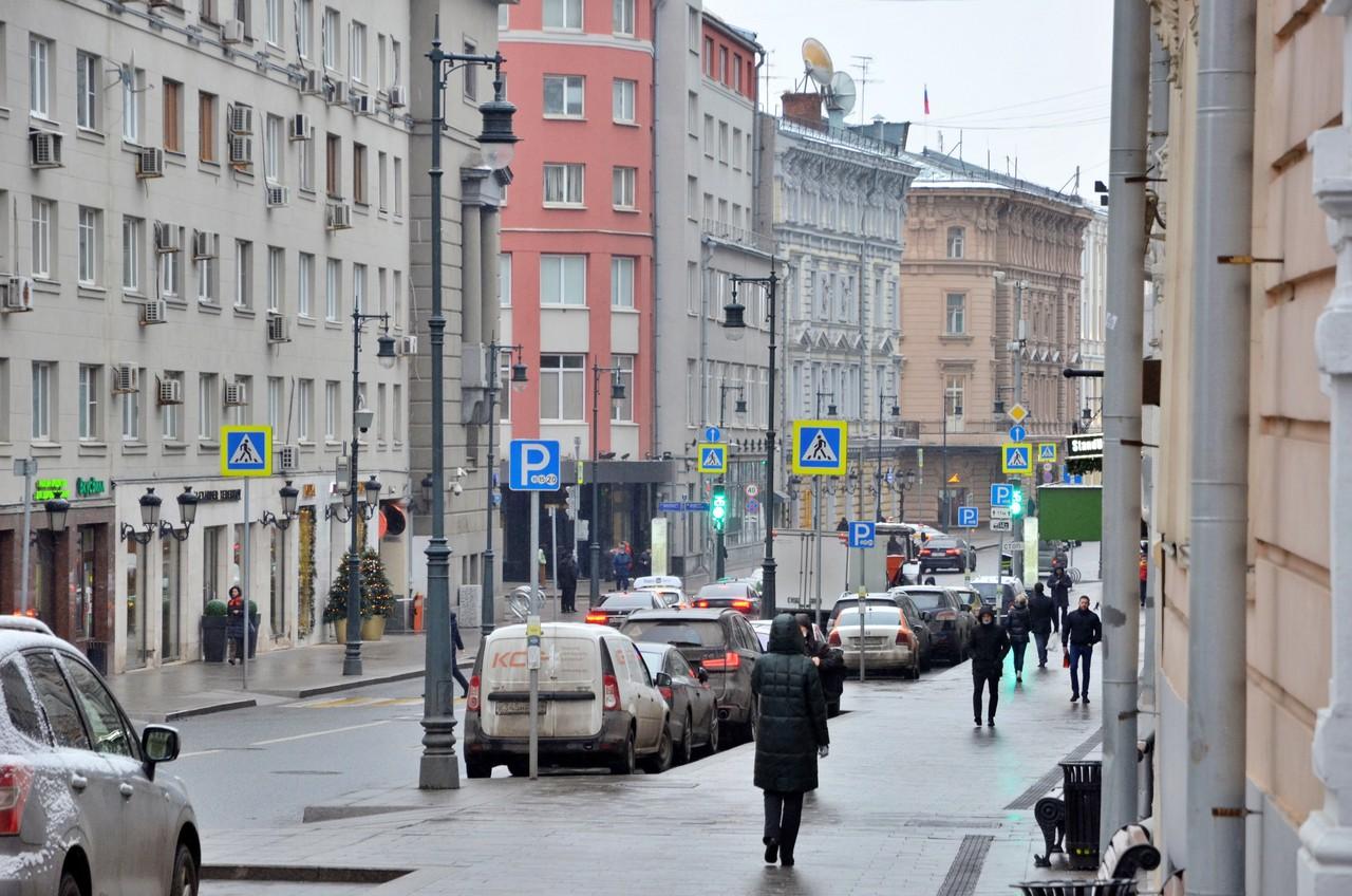 Москвичей пригласили на прогулку по купеческим местам