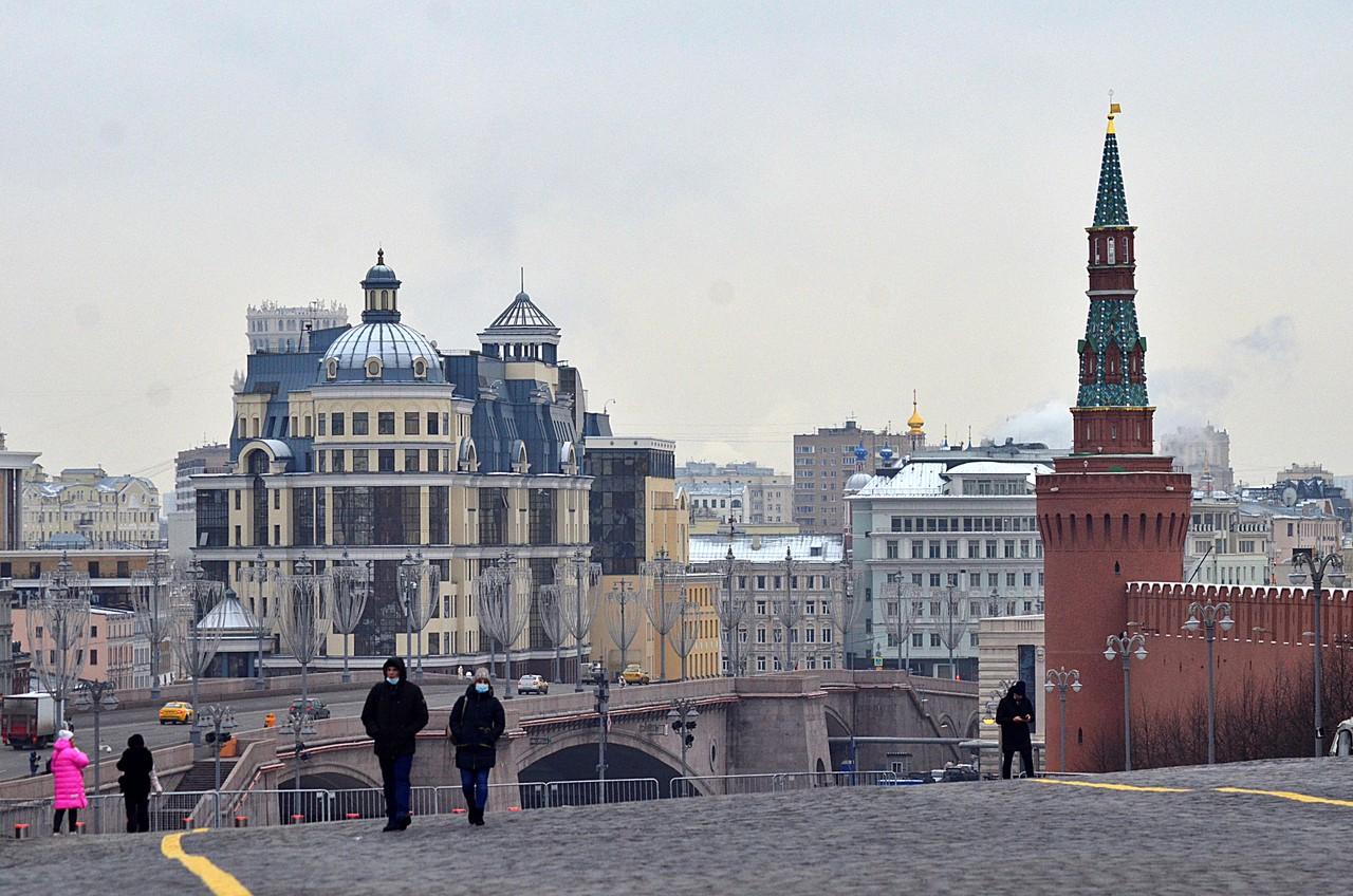 Москвичи сохранили доверие к возможностям столицы