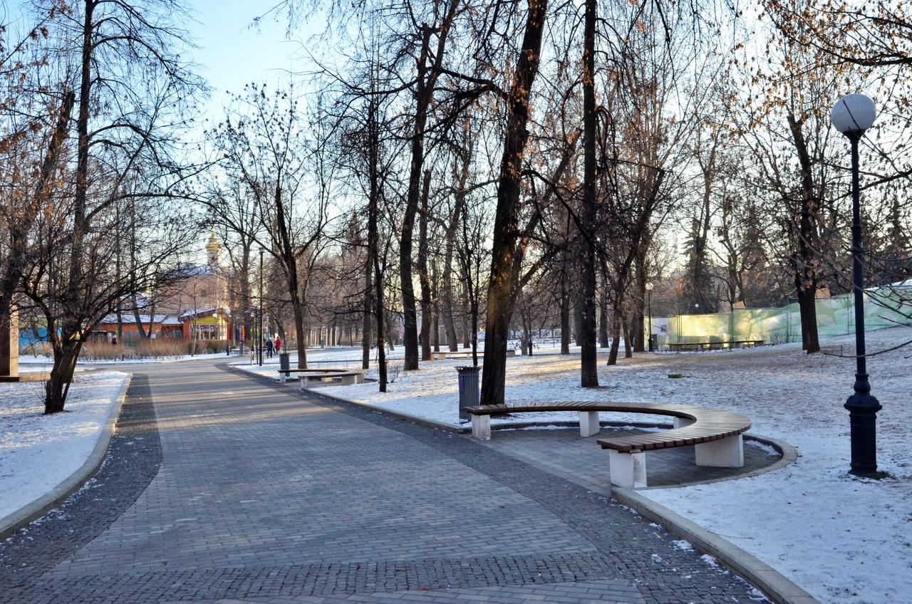 Морозная погода сохранится в Москве в среду