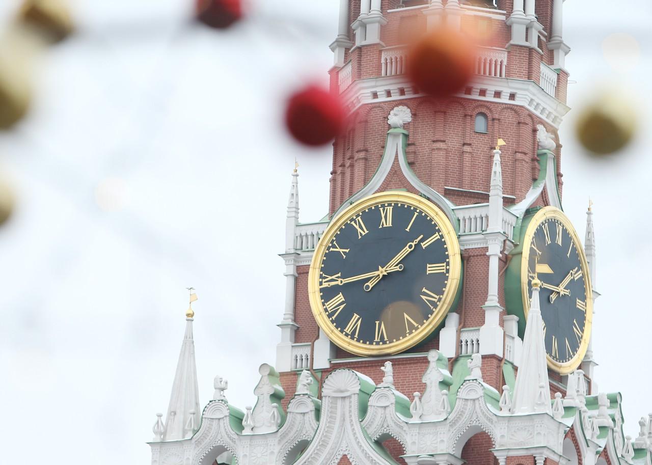 Москвичам дали прогноз погоды на Новый год