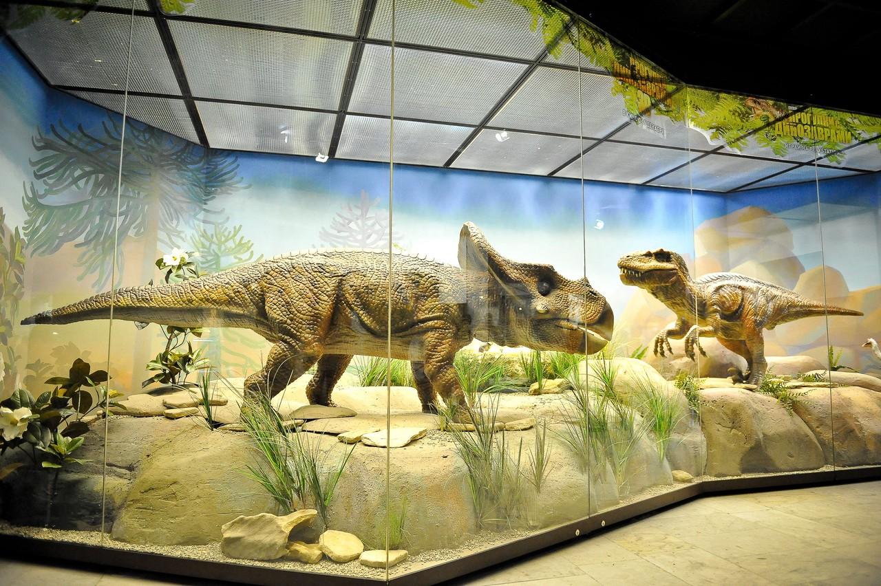 Динозавры России: онлайн-лекцию прочитают в Дарвиновском музее